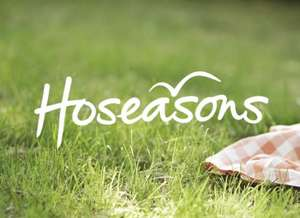 10% off all holidays when adding /royalmail to Hoseasons.co.uk