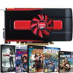 ARIAnet Radeon HD 7770 1GB GDDR5 + 4 FREE GAMES! £95.93 delivered @ aria