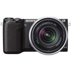Refurbished: NEX-5R 16.1 MP with 18-55mm Standard Zoom Lens + Topcashback - £320 @ Sony Outlet
