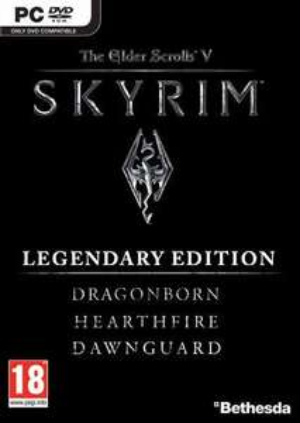 The Elder Scrolls V: Skyrim Legendary Edition PC £21.85 Pre Order @ ShopTo.net