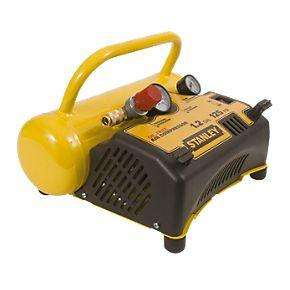 Stanley DN/8/5 4.5Ltr Portable Air Compressor 240V | £79.99 @ Screwfix