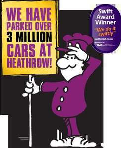 airport parking - 20% off prices at Purple Parking