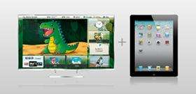 Free ipad when buying selective panasonic TV's@Participating stores.