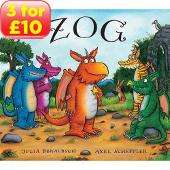 Julia Donaldson Books 3 for £10 at Asda Direct (Also 2 for £7 in Asda Perry Barr)
