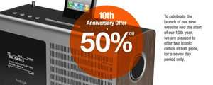 Selected Revo Internet Radios Half Price @ Revo