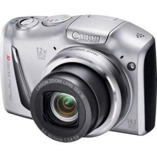 Canon PowerShot SX150 14.1MP Camera £49.99 @ Argos