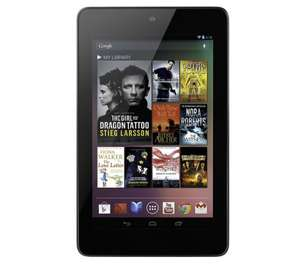 Asus Nexus 7 32GB + Nexus Official Cover + FREE £20 Voucher - £183.99 @ Currys (using O2 Priority Moments)