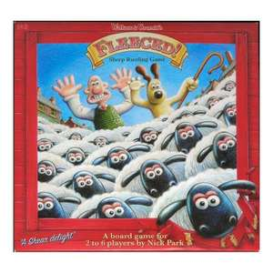 Wallace & Gromit's Fleeced the Boardgame - £11.99 @ Amazon