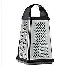 Stainless Steel Grater and Container £1.95 Instore at Sainsbury's
