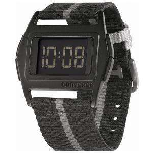 CONVERSE LOWBOY CLASSIC WATCH - BLACK Solid Aluminium body £14.99 @ The Hut