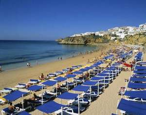 11 Nights Albufeira, Portugal including flights, luggage hotel and transfers - total price for couple £276.69 (£138pp) @ Travel Republic/Ryanair