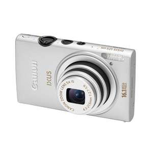 Canon IXUS 125 HS Digital Camera £79.99 at Amazon