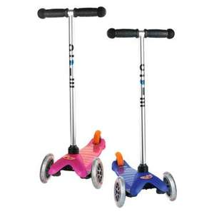 Mini micro scooter £45.05 delivered @Jojo Maman Bebe online