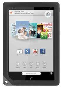 "NOOK HD+,9"" Android Tablet, 1.5GHz Dual Core, 16GB, Google Play with Offical Update £179 @ John Lewis with 2 year guarantee"