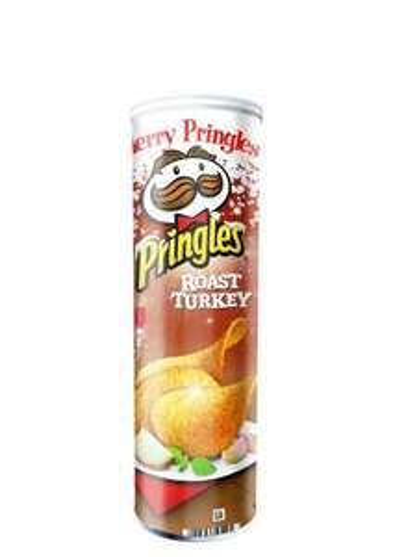 Christmas Pringles 50p @ Tesco