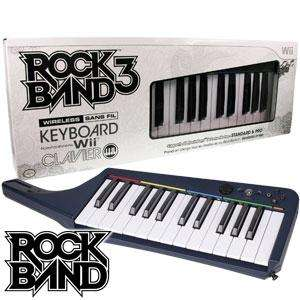 Wii Rock Band 3 Wireless Keyboard  instore £5.99 @ Home Bargains