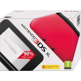 red 3ds XL 139.99 plus 10 pound voucher (Argos)