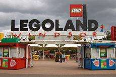 Two free tickets to LegoLand with the Sun. Starts 11/05/13. Token Collect.£5