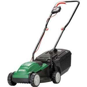 Qualcast RM32 Lawnmower only £39.99 at Homebase until Monday