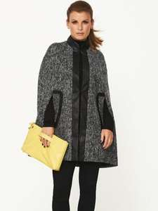 Coleen Tweed Cape £55 at K & Co