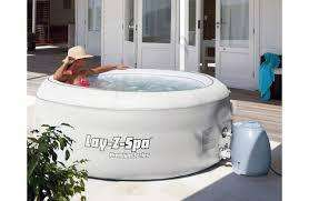 Lay z spa  hot tub homebase £279.20  20% off and nectar points
