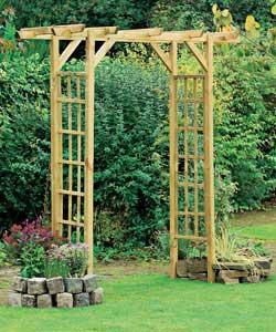 Windermere Garden Arch. Free delivery. £49.99 @  Argos.