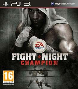 Fight Night Champion, PS3/XBOX - £10 @ Asda