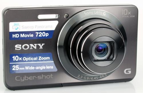 Sony Cybershot DSC-W690 £49.97 @ Currys