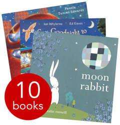Bedtime Fun For Everyone Collection (10 books) only £9.99 delivered @ The Book People