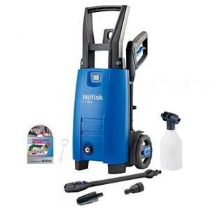 NILFISK Compact C110.4-5 X-tra 110 Bar 1400w Pressure Washer £64.49 @World Of Power