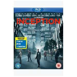 Inception (Blu-Ray + DVD) - £5.49 @ Play.com (zoverstocks)