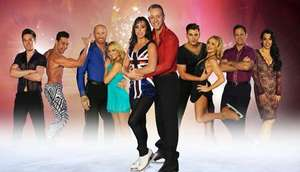 Celebrities on Ice - Half price tickets - from £11.25 plus booking fee - Confused box office