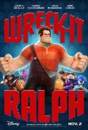 Disney's Wreck It Ralph- Movies for juniors Saturday 11th May @ Cineworld  £1.50