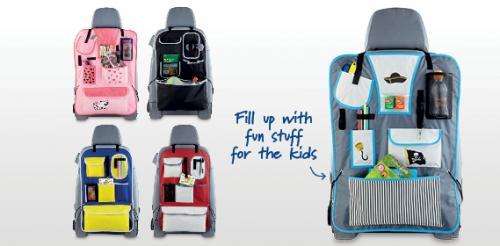 Aldi Car Seat Organiser - £3.49 @ Aldi