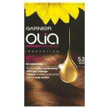 Garnier Olia haircolour, priced £5.99 instore @ Tesco. the golden brown one only is £1.74