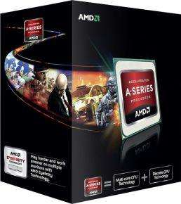 AMD A8 5600K Black Edition 3.6Ghz Quad Core + Free SimCity Game Coupon £73.80 delivered @ ebuyer