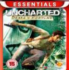 Uncharted drakes fortune ps3 ASDA INSTORE £5