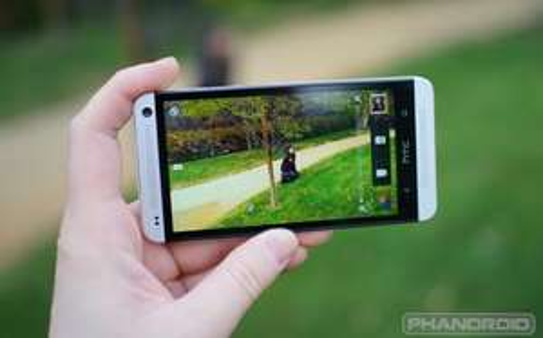 HTC One, Free phone, 18mths Orange contract, £36pm (£150 auto cashback = £27.66pm) @ Phones4U