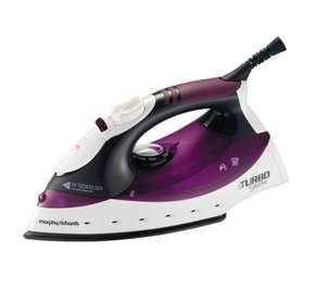 Morphy Richards 40699 steam iron £16 in ASDA - great reviews - £6 cheaper than Amazon