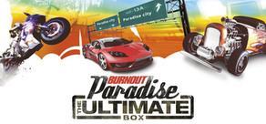 Burnout Paradise - Ultimate Box £2.50 @ steam
