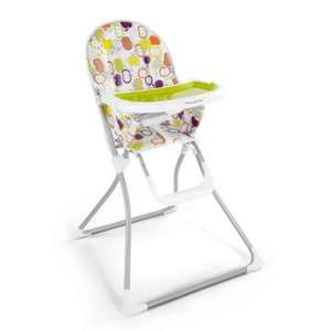 Mamas & Papas Bon Bon Highchair - Orchard for £18.00 @ Asda Direct & Instore