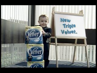 Velvet Toilet Tissue Rolls 24 pack £7.00 at Tesco ( instore )