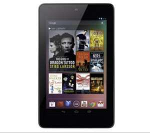 "ASUS GOOGLE NEXUS 7"" TABLET. ANDROID 4.1 (JELLY BEAN) 32GB @ electric deals - £136.24"