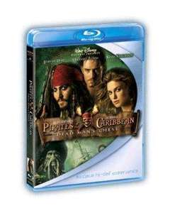 Pirates of the Caribbean - Dead Man's Chest [Blu-Ray Video Disc] £3.99 @ DVD Source.co.uk