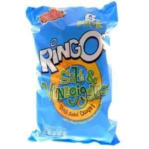 6 pack of Golden Wonder Ringos Salt and vinegar only 59p @ Home Bargains