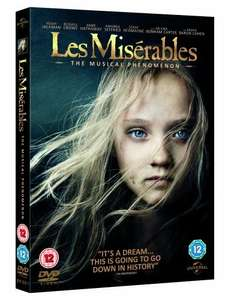 FREE Bonus DVD - Les Misérables @The Mail on Sunday
