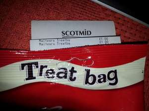 Maltesers TreatBag £1.00 @ Scotmid