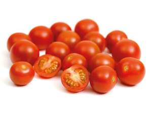 Half price fresh cherry tomatoes 250g 39p @ Lidl