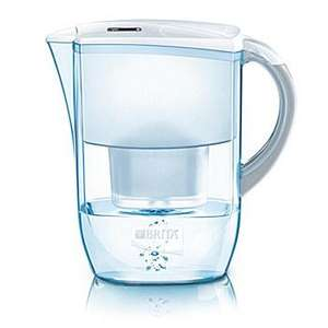 BRITA Fjord Cool White Water Filter Jug £10 at Morissons.