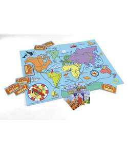 ELC Travel The World Game Age 3+ £5.00 delivered @ Amazon Also collect instore @ ELC / Mothercare for £5 (RRP £10)